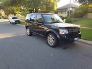 Land Rover discovery 4 SDV6 HSE Scarborough Stirling Area Preview