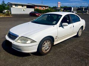 2002 Ford Fairmont Sedan (Series III)