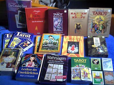 Tarot, Lenormand,Wahrsagekarten,Kipper, Magie, Rituale ,Orakel, Runen ...