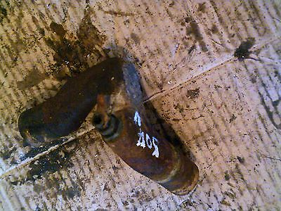 Farmall 504 Utility Tractor Ih Bottom Radiator Drain Tube