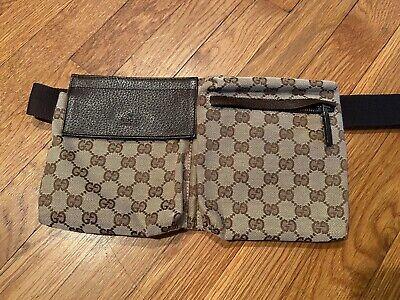 Vintage Gucci Fanny Pack Belt Bag