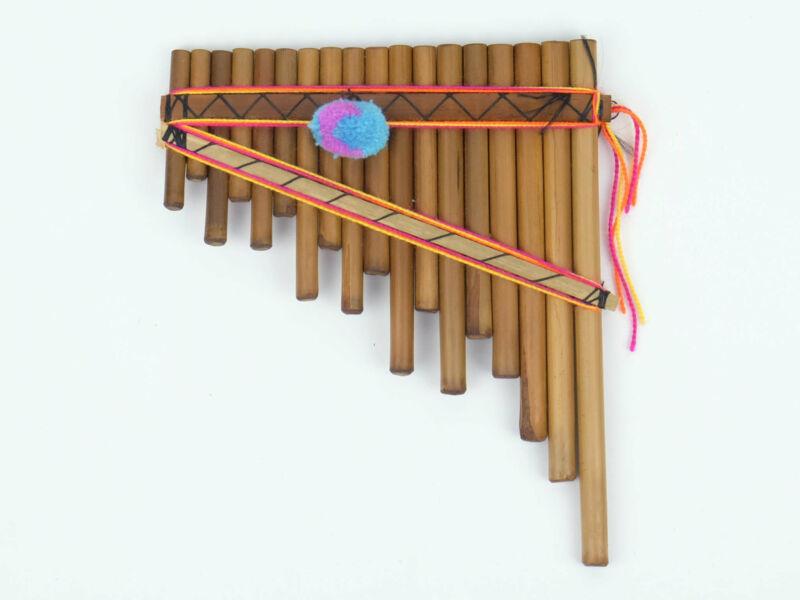 Rondador  Pan Flute (1150-02) L12