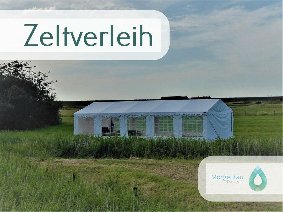 Zeltverleih Partyzelt Pavillon Festzelt mieten leihen Verleih in Flensburg