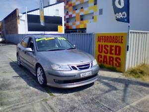 2003 Saab 9-3 Sedan 1 Year Warranty Woy Woy Gosford Area Preview