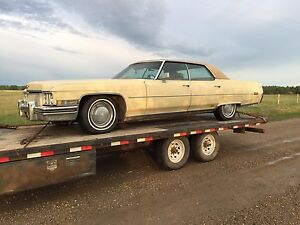 Looking for 1970-76 Cadillac fullsize cars