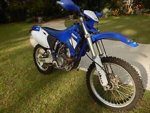 Yamaha WRF 250 motor cycle Gympie Gympie Area Preview
