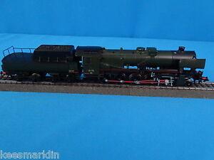 Marklin-34156-NMBS-Steamer-with-Tender-series-26-Green-Black-TUBIZE-DELTA