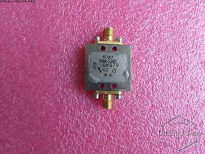 VMA-S565 0.2-11GHz 18dB SMA Low noise microwave wideband power amplifier