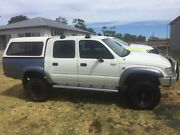 1999 Toyota Hilux Woodside Adelaide Hills Preview