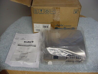 BRADLEY AERIX ELECTRIC HAND DRYER MODEL 2902-287400 NIB