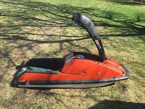 1989 650SX stand up jet ski (missing top end)