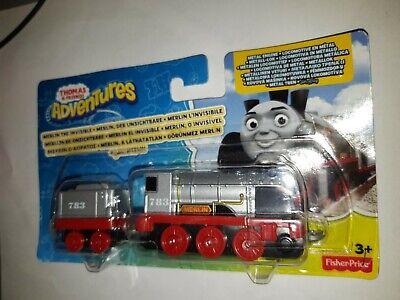 Train The Little Train Thomas & Friends Adventures Merlin L'Invisible