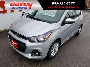 2017 Chevrolet Spark 1LT CVT BACK UP CAMERA, BLUETOOTH