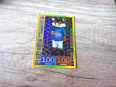 Match Attax 18/19 L 21 Fussball Fuchs Limitierte Auflage