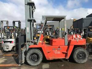 5Tonne Nissan Forklift!! Welshpool Canning Area Preview