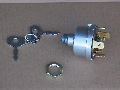 Ignition Start Switch For Massey Ferguson Mf 231 240 240p 240s 250 253 261 263