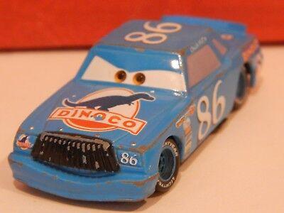 Disney Pixar Cars Maßstab 1:55 Metall  Chick Hicks Auto  Dinoco