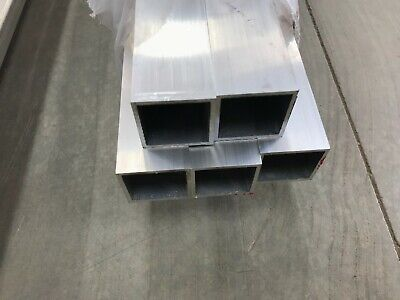 2x 2 X 14 Wall 6061 T6 Aluminum Square Tube 12 Piece