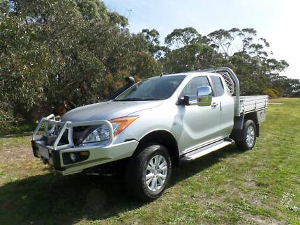 2012 Mazda BT50 Ute Gembrook Cardinia Area Preview
