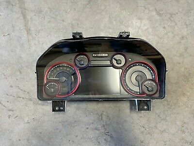 "2014-2018 Rebel Edition Dodge RAM 1500 2500 3500 Speedometer Cluster 7"" Screen"