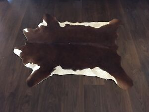 Cowhide Accent Rug