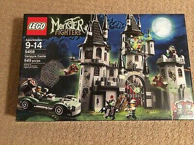 LEGO Monster Fighters Vampyre Castle 9468 - New