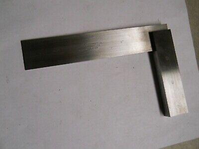 Starrett 20-6 Master Precision Square  Used
