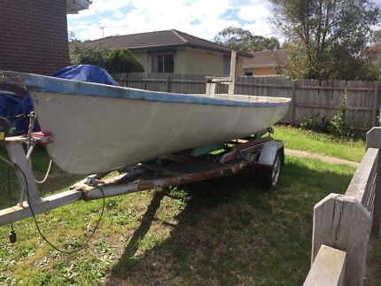 Wanted: Fibre glass fishing boat