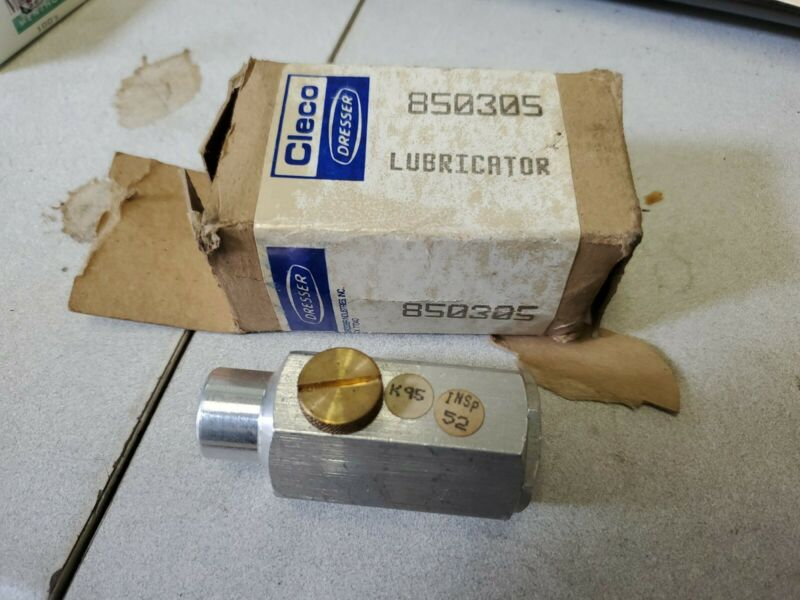 850305 Pneumatic Lubricator Oiler 1/4in Npt