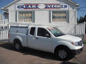 2014 Nissan Frontier KING CAB BLUETOOTH MP3 AIR CRUISE