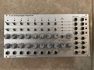 Doepfer A-155 Trigger Sequencer - EURORACK synth module