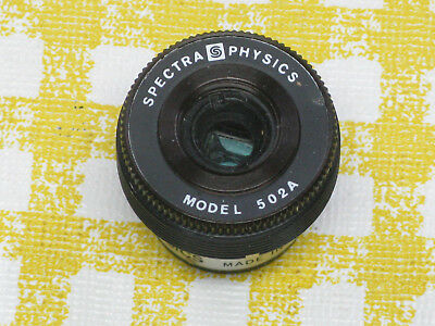 Classic Spectra-physics Glan Thompson Polarizer Model 502a 633 Nm