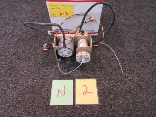 Zymark API Gettys Pump Motor Dissolution Lab Test Liquid MultiDose 23E-6102EP