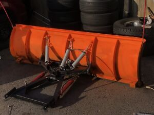 Truck Equipment complete plow for 90s gmc