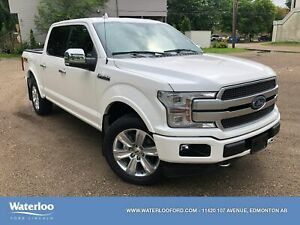 2018 Ford F-150 Platinum SuperCrew 145 | 360 Degree Camera | Rem