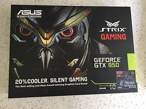 Asus GTX 950 2gb (Graphics Card) Harrison Gungahlin Area Preview
