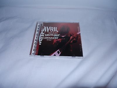 Avril Lavigne - Losing Grip/Complicated (DVD Single, 2003) with Photo Gallery