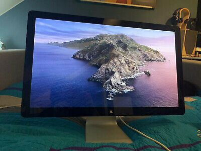 "APPLE 27"" LED Cinema Display Screen Monitor Model A1316 (USED) COLLECTION ONLY"