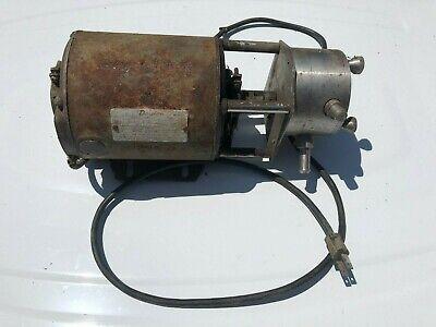 Dayton Electric Motor 14hp 1725rpm 115v 4k877 Saniserv Mbp 1004 Tested Works