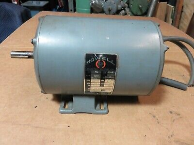 Clausing Drill Press Part 151617 Series Drills Motor 1725 Rpm 3 Phase Howell