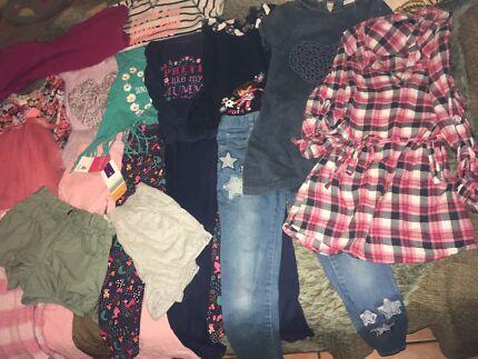 Kids clothes bundle (size 6)
