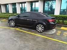 2010 cerato Koup immaculate low Ks done up log book rego Rhodes Canada Bay Area Preview