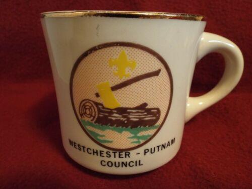 WESTCHESTER - PUTNAM COUNCIL Boy Scouts of America Coffee Mug Cup