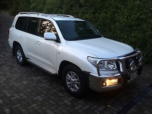 2010 Toyota LandCruiser Wagon Craigburn Farm Mitcham Area Preview
