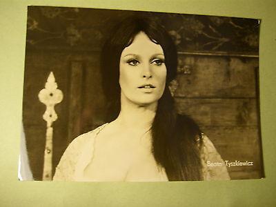 Progress-Starfoto , Beata Tyszkiewicz , 14,5 x 21cm