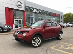 2016 Nissan Juke SL AWD-NAVI,LEATHER,ROOF,ALLOYS