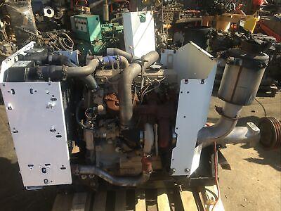 2014 John Deere 4045hf290 Engine 4045 4045t