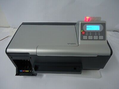 Vipcolor Vp485 Color Label Printer Network Label Printer Vp-485 Please Read