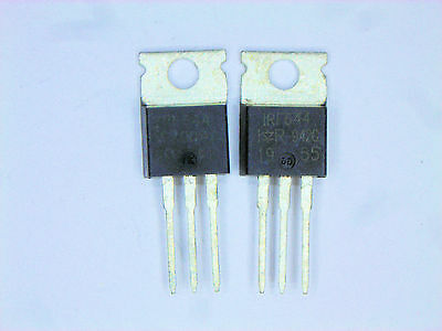 Irf644 Original Ir Mosfet Transistor 2 Pcs