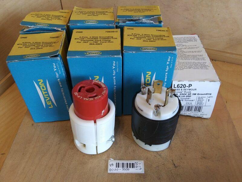 Wholesale Industrial Surplus Locking Cord Clamp Bulk Lot. 70620-C L620-P